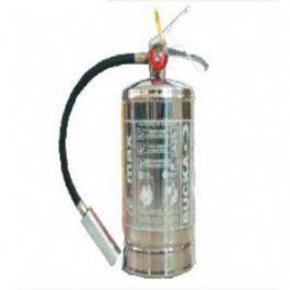 Fabricantes de Extintores Gás FE-36 Ressonância Magnética 5kg 1A 5BC Aço Inox