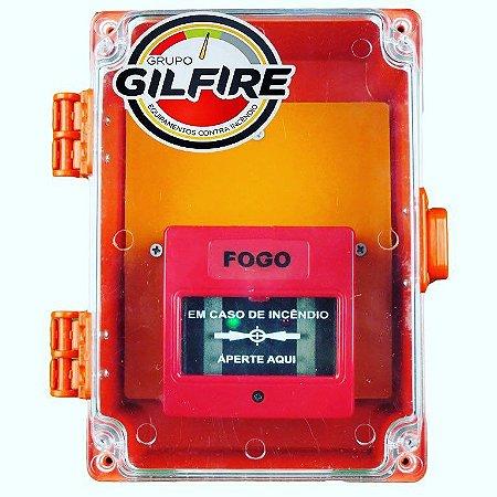 fabricantes de caixas de proteção para botoeira