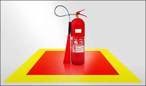 Fabricantes de Adesivo para Extintores de Piso e Solo
