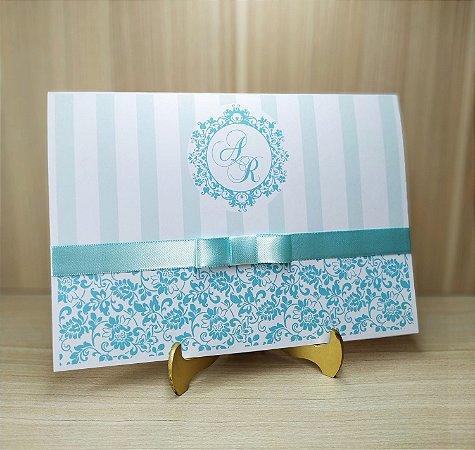 Convite de Casamento MB02  - 10 unidades