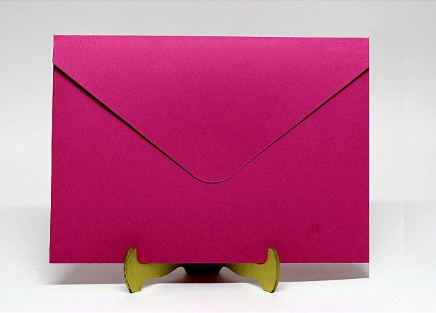 Envelope Convite Pink 10 Unidades