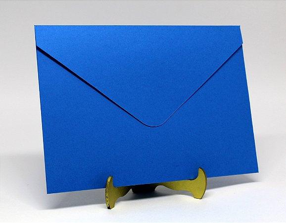 Envelope Convite Azul