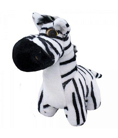 Zebra de Pelúcia Zoião