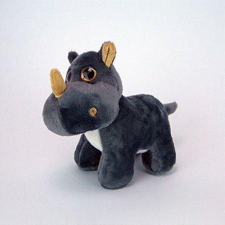 Rinoceronte de Pelúcia Zoião