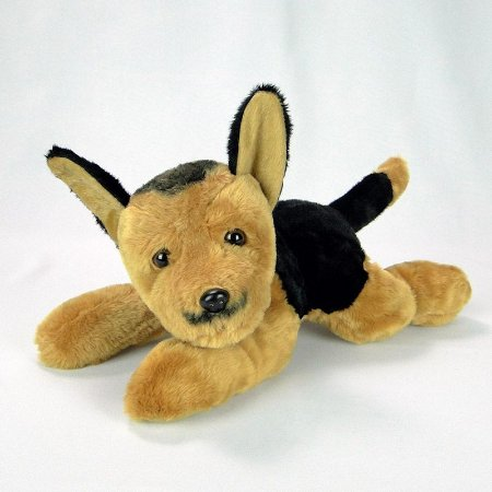 Cachorro de Pelúcia Pastor Alemão