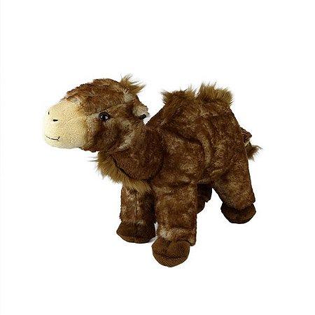 Camelo de Pelúcia Fofy