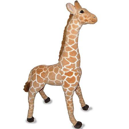 Girafa de Pelúcia - 120cm Em Pé
