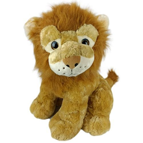 Leão de Pelúcia Filhote G