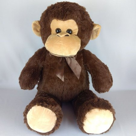 Macaco de Pelúcia 80cm Fizzy