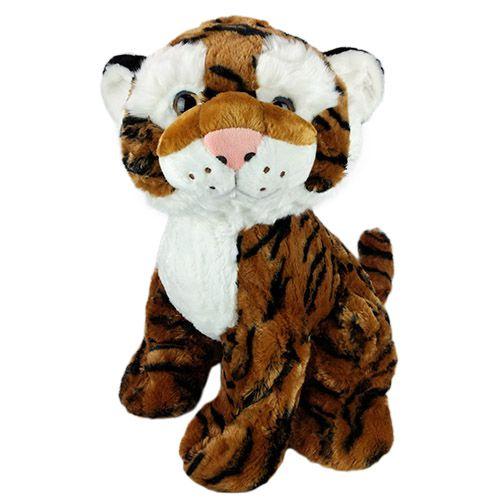 Tigre de Pelúcia Filhote Grande
