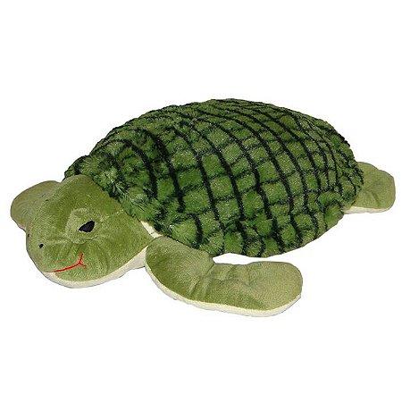 Tartaruga de Pelúcia - Verde 32cm