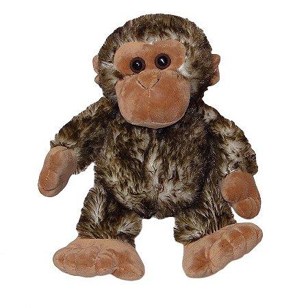 Macaco de Pelúcia 30cm