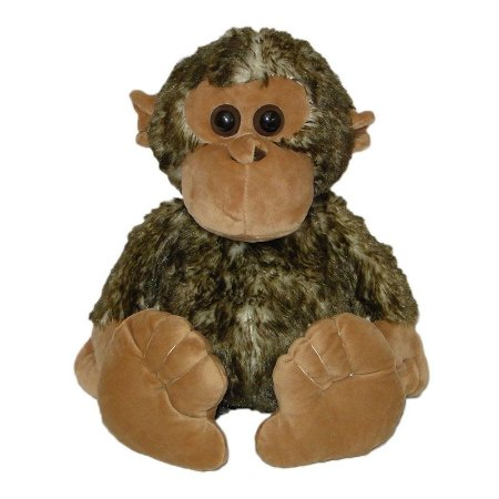 Macaco De Pelúcia 42cm