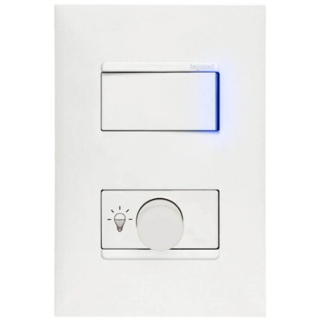 Dimmer Para Lâmpada Led Pial Plus+ Legrand Com Interruptor