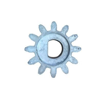 Engrenagem Rossi De Tração 12 Dentes Motor Portão Dz3/dz4/dz Nano/dzi