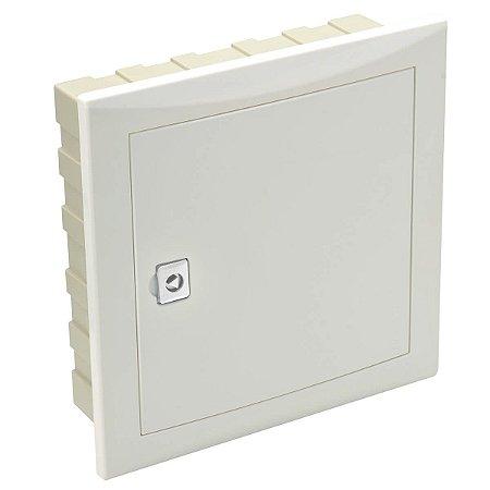 Caixa de Passagem Cemar PVC Embutir TLBE 40x40x9cm Legrand 910403