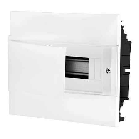 Quadro de Distribuição Practibox S 12 Disjuntores Legrand 135001