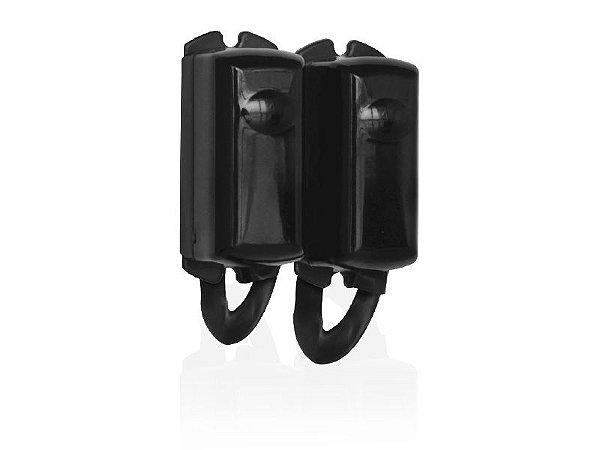 Sensor De Barreira Compatec SB01 Para Portão Eletrônico 10 metros