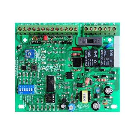 Placa Central Portão Eletrônico Rossi KXHI1024 para 1024 controles