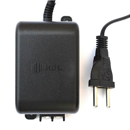 Fonte TRA-400 HDL compatível com Porteiros Coletivos, Interfone F9 e Fechaduras