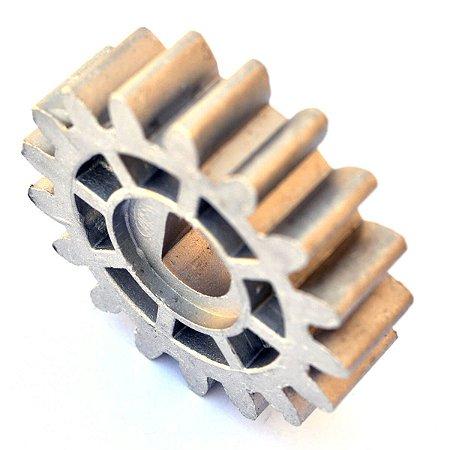 Engrenagem Tração 17 Dentes Motor Portão Deslizante Rossi