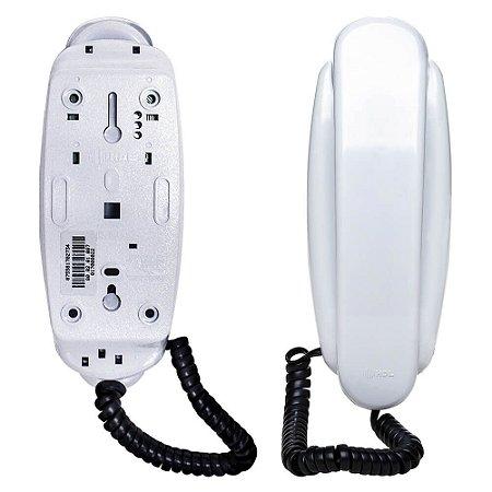 Monofone HDL AZ01 Branco Extensão Áudio para Interfone F8 F9 Classic Seven