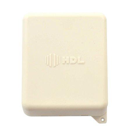 Comutador RL1000 HDL para Conexão de 2 Módulos Externos de Porteiro Eletrônico
