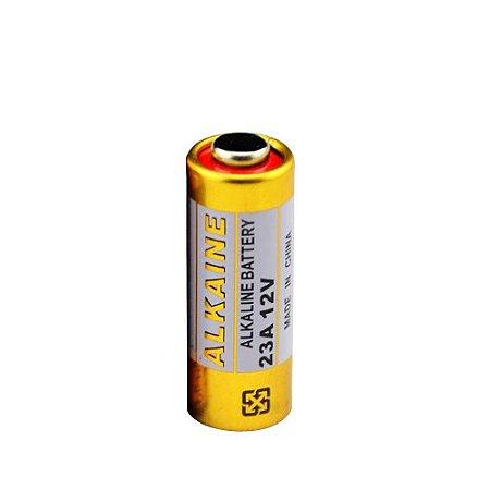 Bateria 12V Pilha Controle Remoto Portão Alarme Sensor Magnético A23