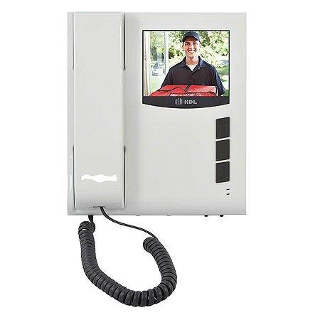 Unidade Interna Video Porteiro HDL Extensão Monitor Sense Classic