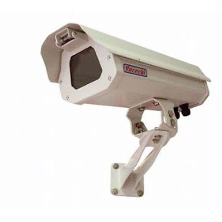 Caixa Proteção Câmera Box IP66 IK10 Vacechi CPV-8 Com Desembaçador