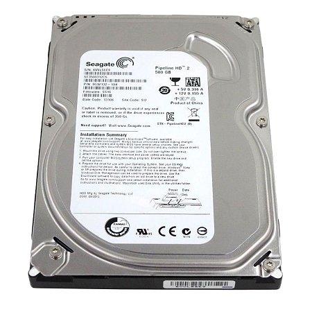HD Para DVR Seagate 500GB SATA III 5900RPM