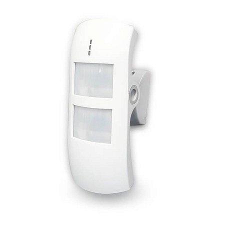 Sensor Infravermelho Externo Duplo Para Alarme IRK65 Compatec