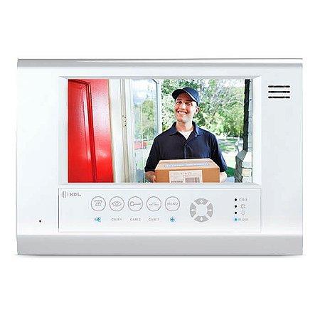 Monitor Extensão HDL Vídeo Porteiro Sense Seven S e MCA