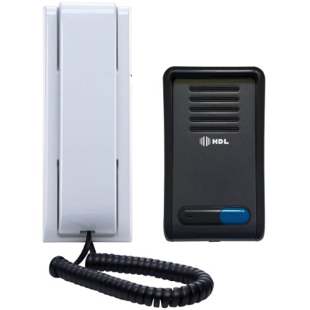 Interfone HDL F8 SN Série Graphil Porteiro Eletrônico Residencial