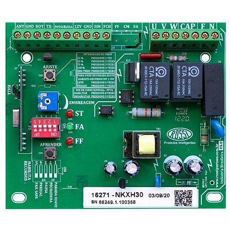 Placa Motor de Portão Rossi Deslizante NKXH30 Com Sensor Hall