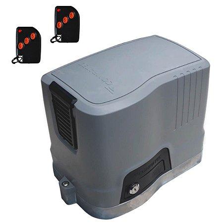 Motor Portão Eletrônico Rápido Alto Fluxo 1/3 HP Bivolt Compatec
