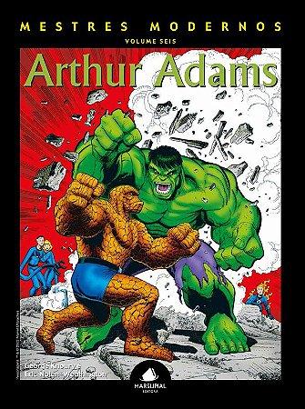 Mestres Modernos volume 6: Arthur Adams