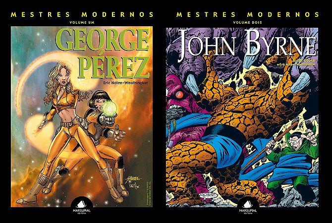 COMBO Mestres Modernos volumes 1 e 2