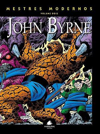 Mestres Modernos volume 2: John Byrne