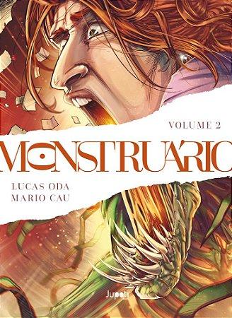 Monstruário - volume 2
