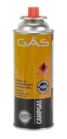 Gás Para Maçarico E Fogões Camping 227g/410 MLG Nautikas