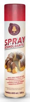 Spray Chefmaster Desmoldante 400 ml