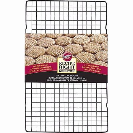 Grade Para Resfriar Bolos E Biscoitos Wilton 41cm