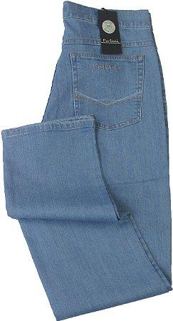 a5a8873ba42e6 Calça Jeans Masculina Pierre Cardin Reta (CINTURA MÉDIA) - Ref. 457P330  (DELAVE