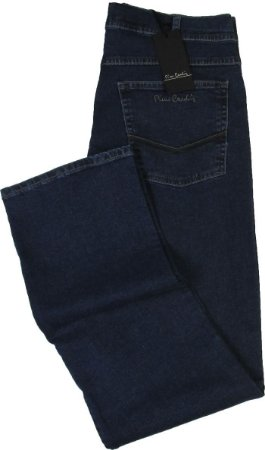 625018bfa Calça Jeans Masculina Pierre Cardin Reta Tradicional (Cintura Alta) - Ref.  467P347 -