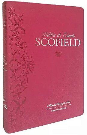 Bíblia Sagrada De Estudo Para Mulher Scofield Grande