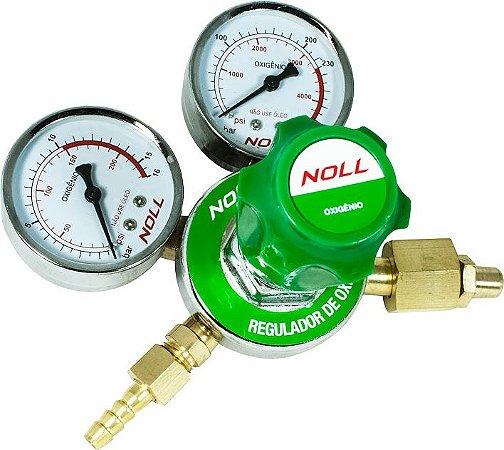 Regulador de Pressão para Oxigênio - Noll