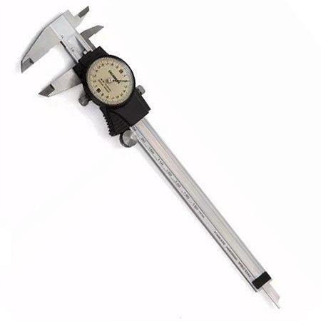 Paquímetro com Relógio - Digimess