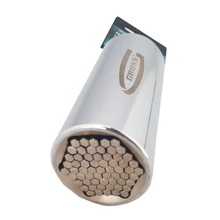 Soquete Multidimensional 11-32mm, Crv, Encaixe 1/2'' - Gross
