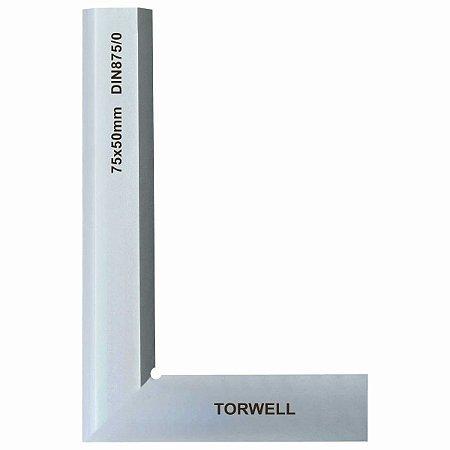Esquadro De Luz 75 X 50mm Com Fio (classe 0) Torwell